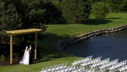 Wedding at Deer Creek
