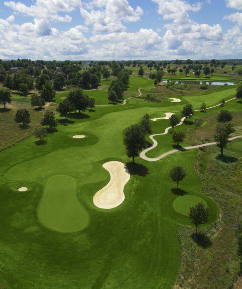 Liberty Hills Kansas City Golf At The Peak Kansas City