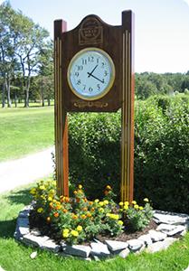 Course Clock