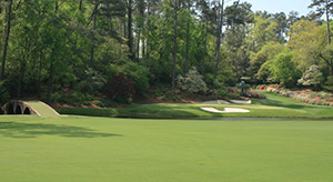 Augusta National 12th hole