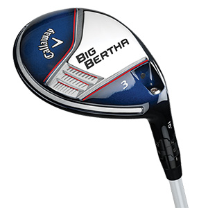 The Callaway Big Bertha Fairway