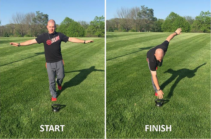 5 Kettlebell Exercises To Improve Your Golf Game