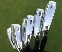 Irons golf